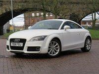 2011 AUDI TT 2.0 TDI QUATTRO SPORT 2d 170 BHP £8711.00