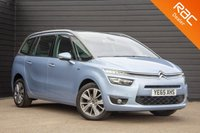 USED 2015 65 CITROEN C4 GRAND PICASSO 1.6 BLUEHDI EXCLUSIVE 5d AUTO 118 BHP £0 DEPOSIT BUY NOW PAY LATER - 1 OWNER - FULL CITROEN S/H - NAV