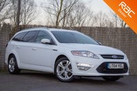 USED 2014 64 FORD MONDEO 2.0 TITANIUM X BUSINESS EDITION TDCI 5d 161 BHP £0 DEPOSIT BUY NOW PAY LATER - 1 OWNER - FULL FORD S/H