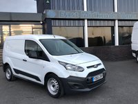 2015 FORD TRANSIT CONNECT 1.6 200 P/V 1d 74 BHP 2015 (65) Plate £7950.00