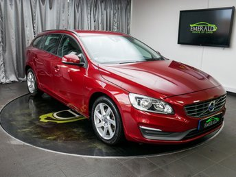 2013 VOLVO V60 1.6 D2 BUSINESS EDITION 5d 113 BHP £7600.00