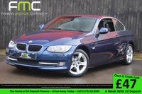 USED 2010 10 BMW 3 SERIES 2.0 320I SE 2d AUTO 168 BHP Sat Nav - Full Leather - Heated Front Seats