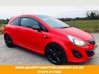 USED 2014 64 VAUXHALL CORSA 1.2 LIMITED EDITION CDTI ECOFLEX 3d 73 BHP ***ONLY 25K MILES***
