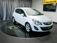 USED 2014 64 VAUXHALL CORSA 1.4 SXI 5d 98 BHP £0 DEPOSIT FINANCE AVAILABLE, AIR CONDITIONING, CD/MP3/RADIO, CLOTH UPHOLSTERY, CRUISE CONTROL, DAYTIME RUNNING LIGHTS, STEERING WHEEL CONTROLS, TRIP COMPUTER