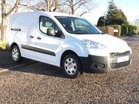 USED 2014 64 PEUGEOT PARTNER 1.6 HDI CRC 1d 90 BHP DOUBLE CAB