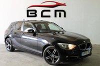 2012 BMW 1 SERIES 2.0 120D SPORT 5d 181 BHP £6485.00