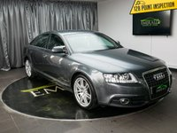 USED 2010 60 AUDI A6 2.0 TDI S LINE SPECIAL EDITION 4d AUTO 168 BHP £0 DEPOSIT FINANCE AVAILABLE, AIR CONDITIONING, BLUETOOTH CONNECTIVITY, CLIMATE CONTROL, CRUISE CONTROL, DAYTIME RUNNING LIGHTS, ELECTRONIC PARKING BRAKE, FULL S LINE LEATHER UPHOLSTERY, GEARSHIFT PADDLES, HEATED SEATS, SATELLITE NAVIGATION, STEERING WHEEL CONTROLS, TRIP COMPUTER, XENON HEADLIGHTS
