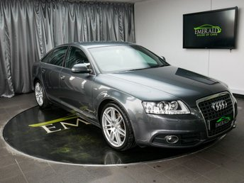 2010 AUDI A6 2.0 TDI S LINE SPECIAL EDITION 4d AUTO 168 BHP £9500.00