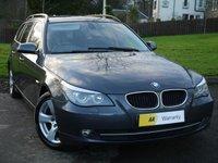 2010 BMW 5 SERIES 2.0 520D SE BUSINESS EDITION TOURING 5d 175 BHP £6495.00