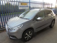 USED 2014 63 PEUGEOT 2008 1.6 e-HDi Allure (s/s) 5dr £20 Tax & Great Fuel Economy