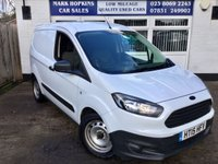 2015 FORD TRANSIT COURIER 1.5 BASE TDCI £7995.00