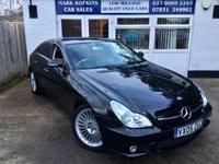 2005 MERCEDES-BENZ CLS CLASS 3.5 CLS350 4d AUTO 272 BHP £7995.00
