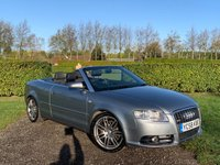 2008 AUDI A4 2.0 T FSI S Line SPECIAL EDITION 2d AUTO 197 BHP FSH Timing Belt Replaced £4790.00
