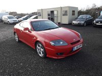 2006 HYUNDAI S-COUPE 2.0 SE 3d 141 BHP £1995.00