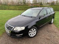 2006 VOLKSWAGEN PASSAT 2.0 TDI SE 5d 138 BHP Full VW And Specialist History Cambelt Replaced £2495.00