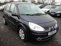 USED 2009 09 RENAULT SCENIC 1.6 TEAM VVT 5d AUTO 110 BHP 1 Previous owner - Automatic