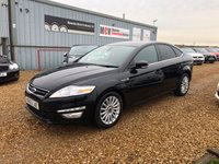 USED 2014 63 FORD MONDEO 2.0 ZETEC BUSINESS EDITION TDCI 5d 138 BHP