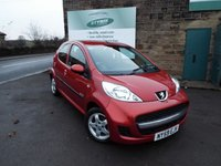 USED 2010 59 PEUGEOT 107 1.0 VERVE 5d 68 BHP Fitted With Braked A Frame Motorhome Tow Kit !!