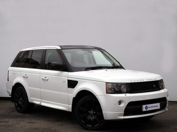 2011 LAND ROVER RANGE ROVER SPORT 3.0 SDV6 AUTOBIOGRAPHY SPORT 5d AUTO 255 BHP £22995.00