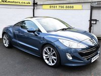 USED 2010 10 PEUGEOT RCZ 1.6 THP GT 2d 156 BHP * FREE DELIVERY AND WARRANTY *