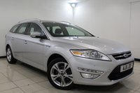 USED 2011 11 FORD MONDEO 2.2 TITANIUM X TDCI 5DR AUTOMATIC 197 BHP Full Service History FULL SERVICE HISTORY + HEATED LEATHER SEATS + BLUETOOTH + PARKING SENSOR + CRUISE CONTROL + CLIMATE CONTROL + DAB RADIO + MULTI FUNCTION WHEEL + ELECTRIC WINDOWS + 17 INCH ALLOY WHEELS