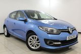 USED 2014 14 RENAULT MEGANE 1.5 DYNAMIQUE TOMTOM ENERGY DCI S/S 5DR 110 BHP Sat Nav SERVICE HISTORY + SATELLITE NAVIGATION + BLUETOOTH + CRUISE CONTROL + CLIMATE CONTROL + MULTI FUNCTION WHEEL + RADIO/CD/AUX/USB + 16 INCH ALLOY WHEELS