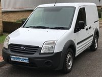 2010 FORD TRANSIT CONNECT 1.8 TDCI T200 SWB LOW ROOF 75 BHP