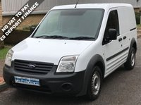 USED 2010 60 FORD TRANSIT CONNECT 1.8 TDCI T200 SWB LOW ROOF 75 BHP No VAT To Pay