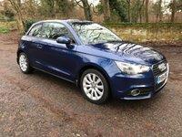 2014 AUDI A1 1.2 TFSI SPORT 3d 84 BHP £8790.00