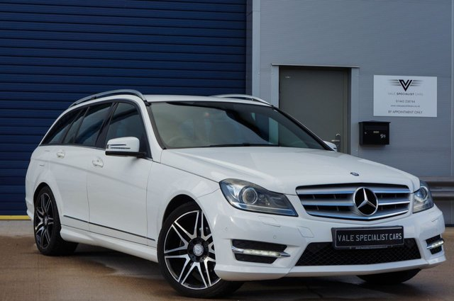 2013 63 MERCEDES-BENZ C CLASS 2.1 C220 CDI BLUEEFFICIENCY AMG SPORT PLUS AUTO