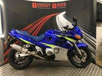 2002 SUZUKI GSX600 GSX 600 FK2  £1490.00