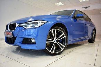 2016 BMW 3 SERIES 335D XDRIVE M SPORT 4 DOOR £22995.00