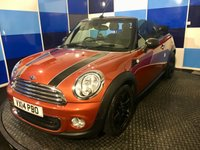 2014 MINI CONVERTIBLE 1.6 ONE 2d 98 BHP £7495.00