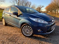USED 2009 09 FORD FIESTA 1.6 TITANIUM TDCI 5d WITH HISTORY & EXTRAS