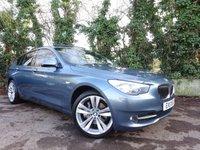 USED 2011 11 BMW 5 SERIES 3.0 530D SE GRAN TURISMO 5d AUTO 242 BHP