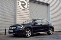 2015 MERCEDES-BENZ GLA-CLASS 2.1 GLA 200D AMG LINE 'HIGH SPECIFICATION' £15400.00