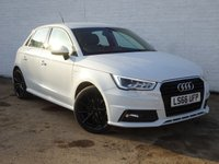 USED 2016 66 AUDI A1 1.6 SPORTBACK TDI S LINE 5d 114 BHP The Car Finance Specialist