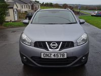 USED 2010 NISSAN QASHQAI 1.5 N-TEC DCI 5d 105 BHP ZERO DEPOSIT FINANCE AVAILABLE