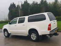 USED 2013 13 TOYOTA HI-LUX 2.5 HL3 4X4 D-4D DCB 1d 142 BHP