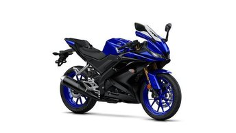View our YAMAHA YZF-R 125