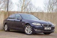 2012 BMW 5 SERIES 2.0 520D EFFICIENTDYNAMICS 4d 181 BHP £10250.00