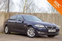 USED 2012 62 BMW 5 SERIES 2.0 520D EFFICIENTDYNAMICS 4d 181 BHP £0 DEPOSIT BUY NOW PAY LATER - FULL BMW S/H - NAVIGATION