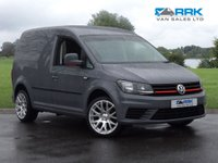 USED 2017 17 VOLKSWAGEN CADDY 2.0 C20 TDI STARTLINE 1d 101 BHP Stunning 1 Owner Low Mileage Example