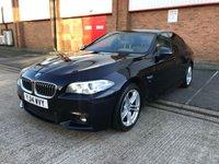 2014 BMW 5 SERIES 2.0 520D M SPORT 4d AUTO 181 BHP £SOLD