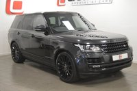 USED 2013 13 LAND ROVER RANGE ROVER 4.4 SDV8 AUTOBIOGRAPHY 5d 339 BHP MASSIVE SPEC + FSH + TV'S + PAN ROOF + BLACK PACK
