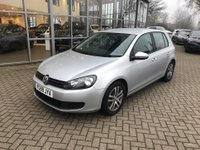 2009 VOLKSWAGEN GOLF 1.6 BLUEMOTION SE TDI 5d 103 BHP £3995.00