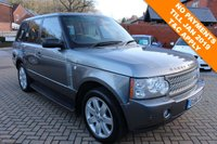 2007 LAND ROVER RANGE ROVER VOGUE SE A
