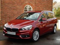 USED 2016 66 BMW 2 SERIES 2.0 218D LUXURY GRAN TOURER 5d 148 BHP