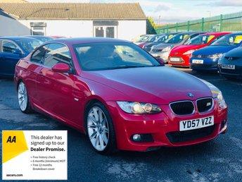 2007 BMW 3 SERIES 2.0 320I M SPORT 2dr 168 BHP £4995.00
