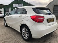 USED 2015 65 MERCEDES-BENZ A CLASS 1.5 A180 CDI BLUEEFFICIENCY SE 5d 109 BHP